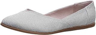 TOMS Jutti 女士芭蕾平底鞋