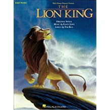 The Lion King Songbook (English Edition)
