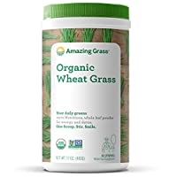 Amazing Grass - 麦子草粉末 60 服务 - 17盎司