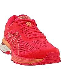 ASICS Gel-Kayano 25 女式跑步鞋 Diva Pink/Mojave 7.5 M US