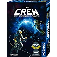 KOSMOS 691868 船员,共度9号 星球。 *纸牌游戏,空间冒险,2-5名玩家,令人兴奋的社交游戏