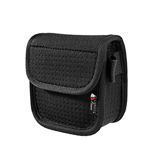 加厚尼龙腰袋,带挂环,适用于 Bose Soundlink Micro 便携式扬声器