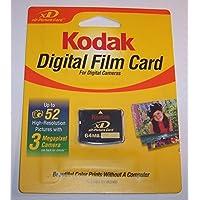 KODAK 64MB XD 闪存–XD PICTURE CARD–新零售包装