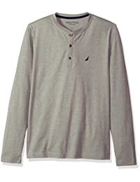 Nautica Men's Henley Sleep Shirt