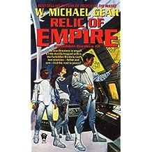 Relic of Empire (Forbidden Borders Book 2) (English Edition)