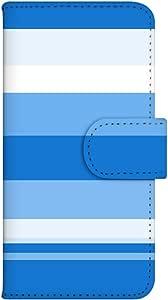 智能手机壳 手册式 对应全部机型 印刷手册 wn-554top 套 手册 图案图案 UV印刷 壳WN-PR305845-MX VAIO Phone VA-10J 图案E