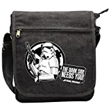 ABYstyle ABYBAG024 Star Wars Troopers 邮差包,48 厘米,25 升,多色