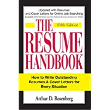 The Resume Handbook: How to Write Outstanding Resumes and Cover Letters for Every Situation (English Edition)