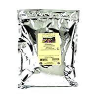 Starwest Botanicals 美国有机燕麦草 松散茶叶和筛子,1磅散装袋