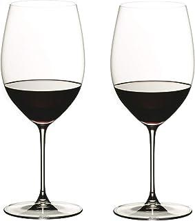 RIEDEL 6449/0 Veritas Cabernet / Merlot酒杯,2件套,透明