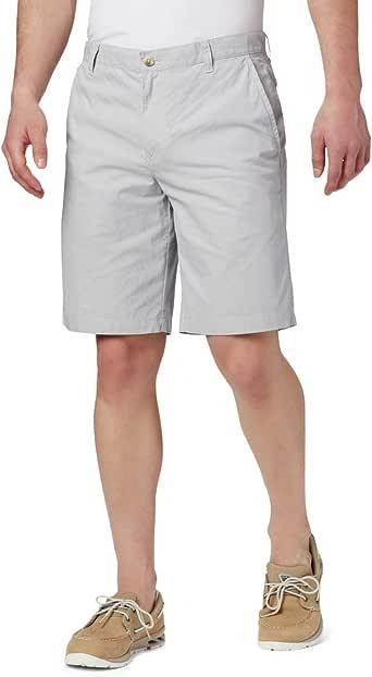 Columbia 男士 Bonehead II 短裤大号加长,酷灰色,111.76 x 15.24 厘米内缝线