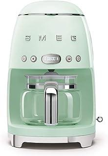 Smeg 50 年代复古风美学滤滴滤咖啡机,10 杯,淡*