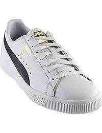 PUMA 男式风 clyde Core 铝箔运动鞋