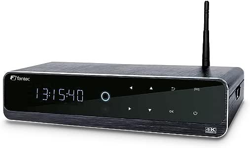fantec 4K ULTRA HD 和3d 全高清媒体 PL