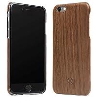woodce ssories – ecocase Cevlar – *设计保护套 , 手机壳 , 外壳 , 后盖适用 iPhone FSC Cert SRV . 木 ( iPhone 6 / 6S , 核桃 )