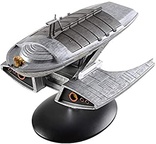 星际迷航发现官方星际系列编号 16:Baron Grimes Festoon 游艇