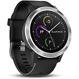 佳明(GARMIN) Vivoactive3 迪丽热巴同款多功能GPS智能支付运动手表 酷炫黑