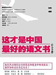 這才是中國最好的語文書(綜合分冊)(《收獲》雜志副編審、著名語文教育改革者葉開親自解讀名篇,讓孩子從小養成正確的閱讀習慣)