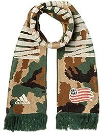 adidas 阿迪达斯 MLS D.C. 联合 成人印花围巾