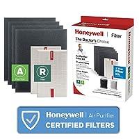 Honeywell TRUE HEPA Filter Value Combo Pack 适用于 HPA200 系列空气净化器