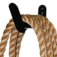 Power Systems 绳挂钩可容纳 50 英尺训练绳 (13688)
