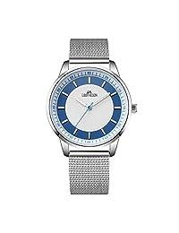 LIBER AEDON 励柏艾顿 美国品牌 石英男士手表 时尚商务潮流个性 LA1020-2333S