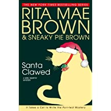 Santa Clawed: A Mrs. Murphy Mystery (English Edition)