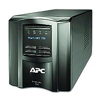 APC Smart-UPS 带连接遥控器SMT750C 落地式 750VA