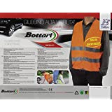 Bottari SpA 33701 高能见度夹克 - 橙色