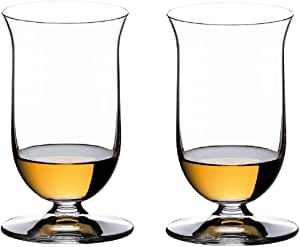 Riedel Vinum Bar Leaded Crystal Single Malt Whisky Glass Riedel Vinum Bar Leaded Crystal Single Malt Whisky Glass 透明 Set of 2
