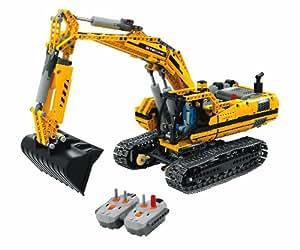 LEGO 乐高 机械组 机械组系列 电动挖掘机8043