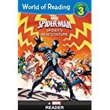 Amazing Spider-Man Spidey's New Costume: Level 3 (World of Reading (eBook)) (English Edition)