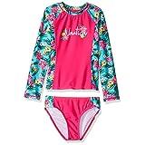 Nautica 女童时尚*泳衣套装