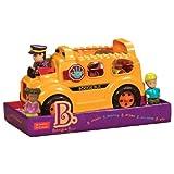 B.Toys 比乐 震动校巴欢乐校车 儿童益智玩具 音乐小巴士玩具 婴幼儿童益智玩具 礼物 18个月-5岁 BX1129C2