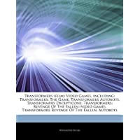 Articles on Transformers (Film) Video Games, Including: Transformers: The Game, Transformers Autobots, Transformers Decepticons, Transformers: Revenge
