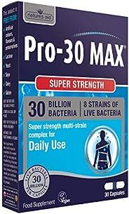 natures aid pro-30 max (30 billion daily probiotic) 30 个帽子