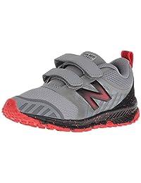 New Balance 儿童 Nitrel v3 Hook and Loop 越野跑鞋