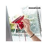 InnovaGoods 刮擦磁器,红色,5 X 15 X 11厘米