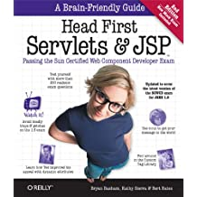 Head First Servlets and JSP: Passing the Sun Certified Web Component Developer Exam (English Edition)