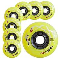 Hyper Create+G - 80MM - 85A - 8 轮 - 直排轮滑轮,ruedas patines en Linea