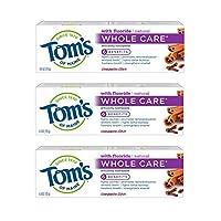 Tom's Of Maine *护理防蛀牙膏 Cinnamon Clove