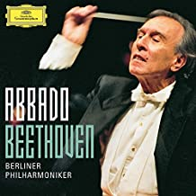 进口CD:阿巴多 ABBADO:贝多芬作品集 BEETHOVEN(10CD) 4794642