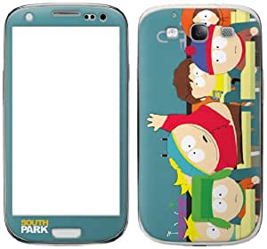 Zing Revolution South Park Premium Vinyl Adhesive Skin for Samsung Galaxy S III, Classroom (MS-SPRK60415)