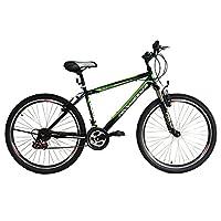 【秒杀仅一天】耐嘛26寸山地自行车21速V刹减震男女款