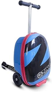 ZincFlyte 儿童行李车 18 英寸 - 太平洋蓝