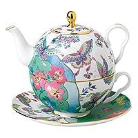 Wedgwood 蝴蝶花朵茶 適用于一款