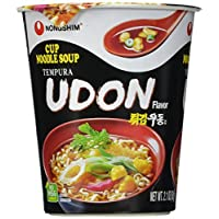 NONGSHIM Instant Cup Nudeln Udon, 62 g