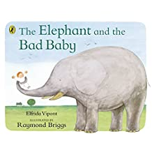 The Elephant and the Bad Baby (Puffin Picture Books) (English Edition)