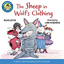 The Sheep in Wolf's Clothing (Laugh-Along Lessons) (English Edition)