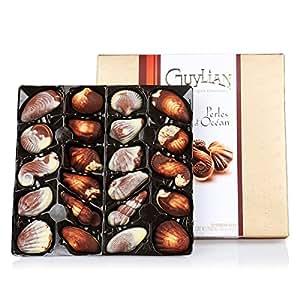Guylian 吉利莲 金贝壳巧克力礼盒 250g(比利时进口)(亚马逊自营商品, 由供应商配送)